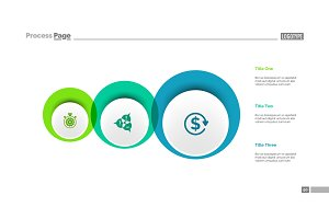 Free Circles Plan Slide Template