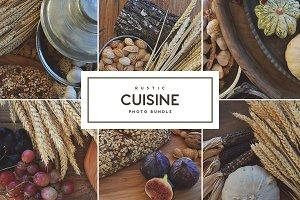 Rustic Cuisine • Photo Bundle
