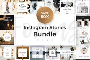 Forms Instagram Stories Bundle