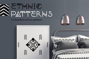 12 ETHNIC PATTERNS