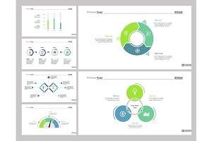 Six Sales Slide Template Set