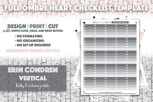 ECV Full Ombre Checklist