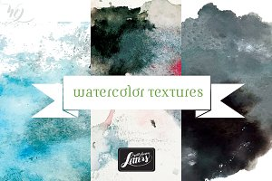Watercolor Backgrounds I