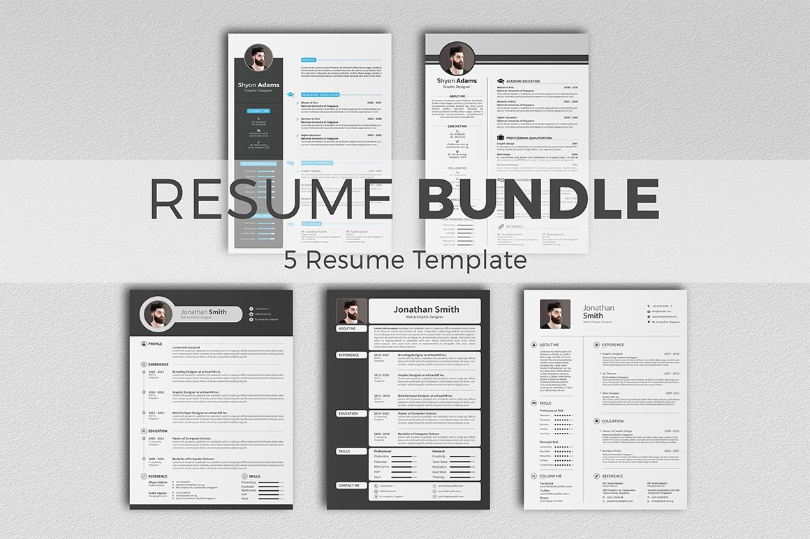 stunning simplicity resume images simple resume office templates