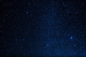 Outer space/night sky background
