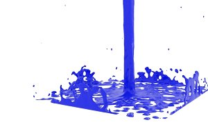 Cube Flow Splasher