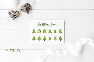 UPDATED PACK- Christmas TREE set