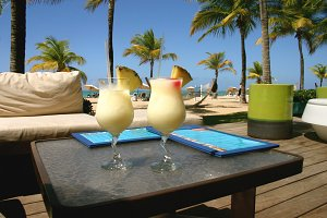 Pina Coladas Beachside