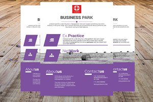 Business Park Flyer