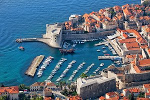 Dubrovnik Old Town Marina