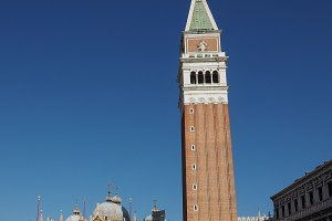 St Mark square in Venice