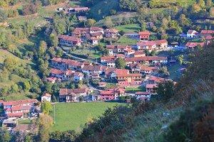Orle, Asturias, Spain.