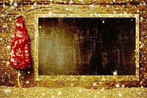 Nativity menu board