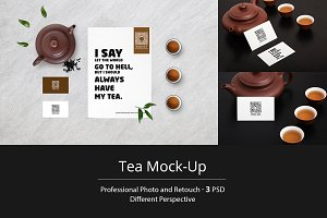 Tea Mock-Up