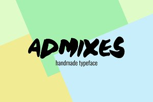 Admixes Typeface