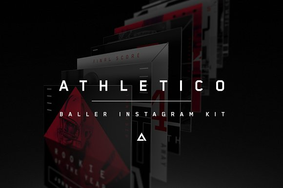 ATHLETICO INSTAGRAM KIT