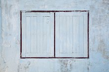 Old windows.