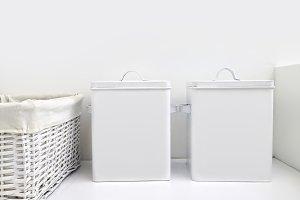 Basket & Box
