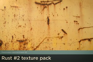 Rust Texture Pack - 2