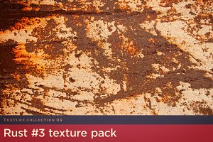 Rust Texture Pack - 3