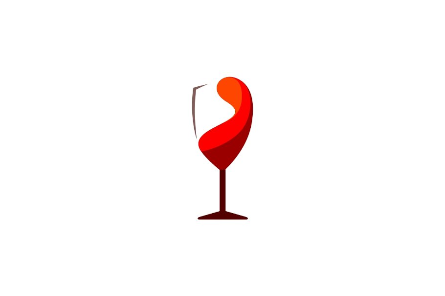 Wine Logo Template