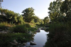 river Mogent