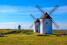 Windmill. Spain