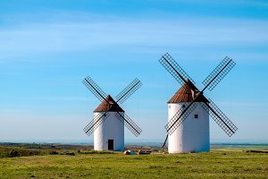Windmill. Spain