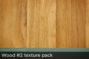 Wood Texture Pack - 2