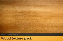 Wood Texture Pack - 1