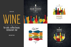 4 Wine list template for restaurant
