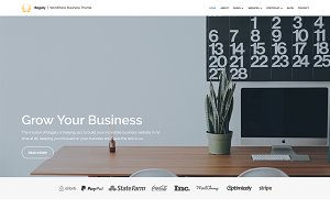 Bogaty - A WordPress Business Theme