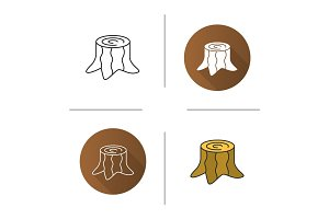 Stump icon