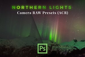 Northern Lights - 30 ACR Presets
