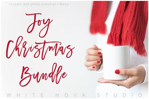 Joy Christmas Bundle