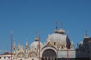 St Mark church in Venice