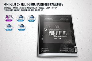 Portfolio - Modern Catalogue