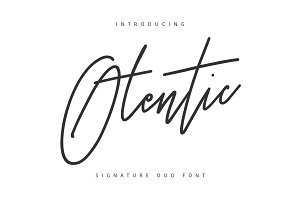 Otentic Signature
