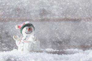 Snowman doctor