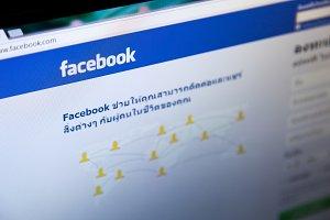 homepage facebook.