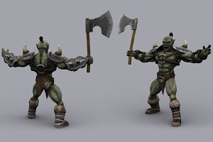 ORC fbx only