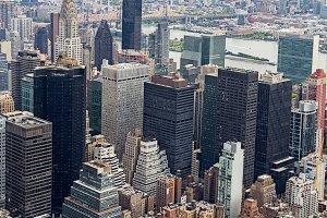 Manhattan Skyscrapers