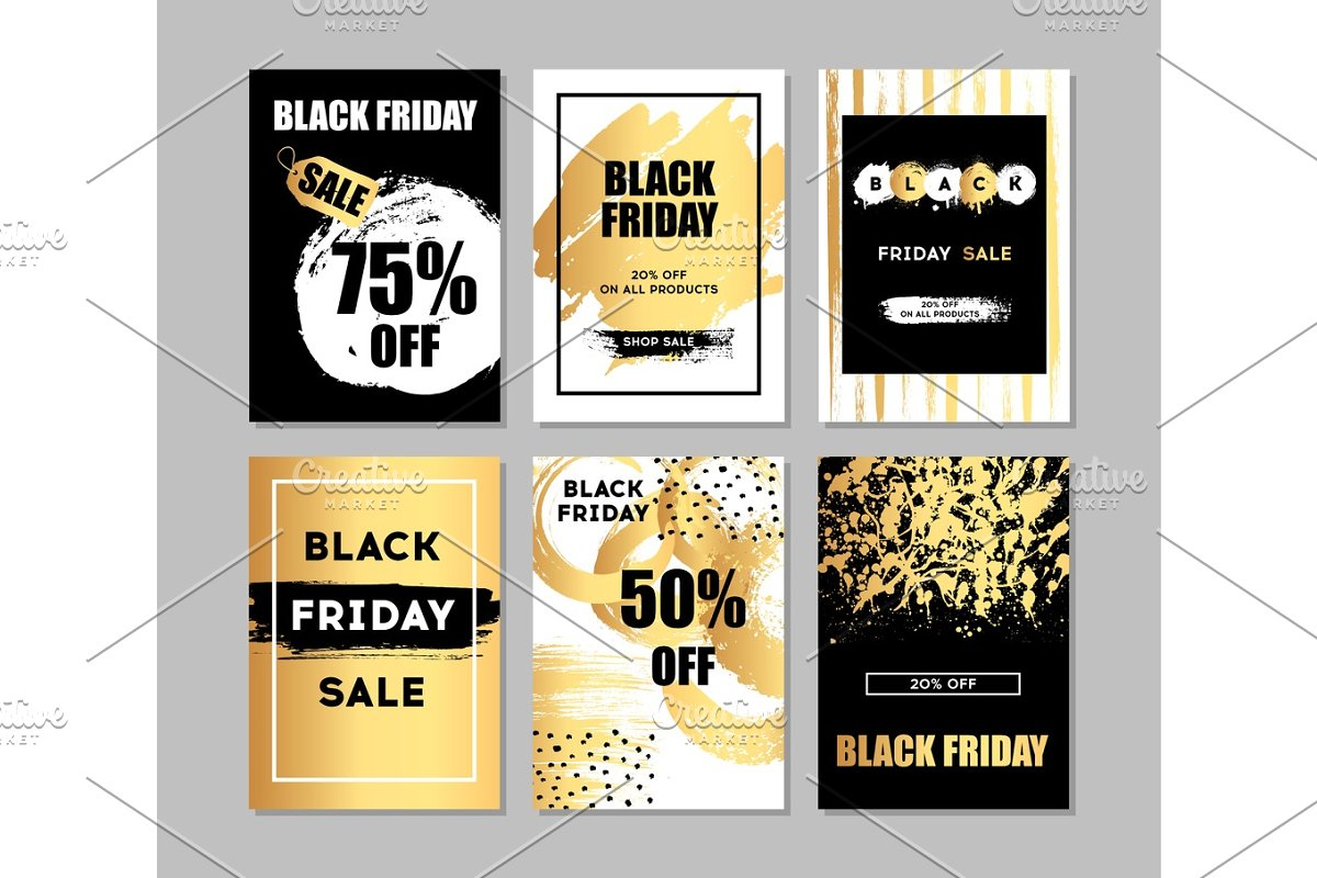00b8a14a4c0 Black friday sale. Black web banner. Poster Sale. The original ...
