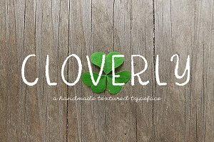 Cloverly Font