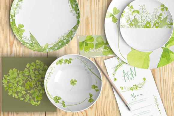 Delicate&Playful-for wedding suites in Illustrations - product preview 4