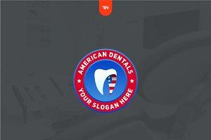 American Dentals Logo