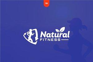 Natural Fitness Logo
