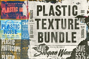 [55% OFF] The Plastic Texture Bundle