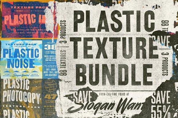 The Plastic Texture Bundle