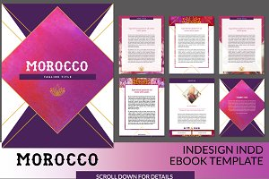 Morocco ID Ebook Template